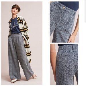 Cartonnier | High Waisted Wide Leg Pants
